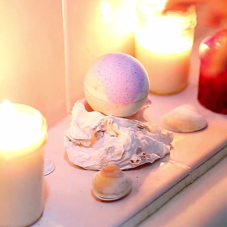 How to make homemade lush bath bombs! More