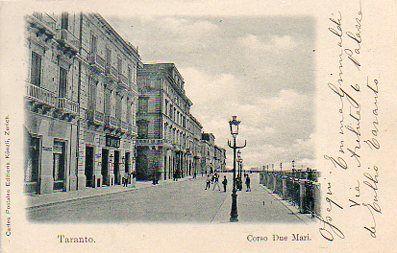 Cartoline d'epoca di Taranto « Vitoronzo Pastore