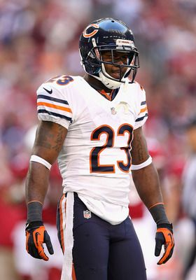 Devin Hester. Okay nobody knows how depressed and angry I am that they let him go. I'm gonna be like Whets my #23?