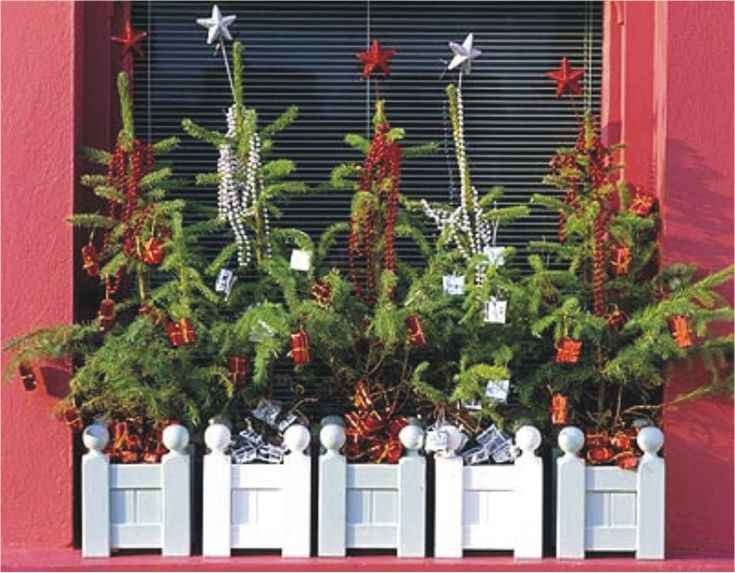 64 best Christmas Decorating - Outdoors images on Pinterest - christmas decorations for outside
