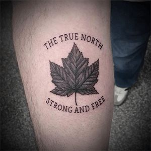 Best 25 canadian tattoo ideas on pinterest for True culture tattoos