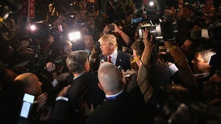 Trump and the Media: Demolition Derby #LiberalBias - http://conservativeread.com/trump-and-the-media-demolition-derby-liberalbias/