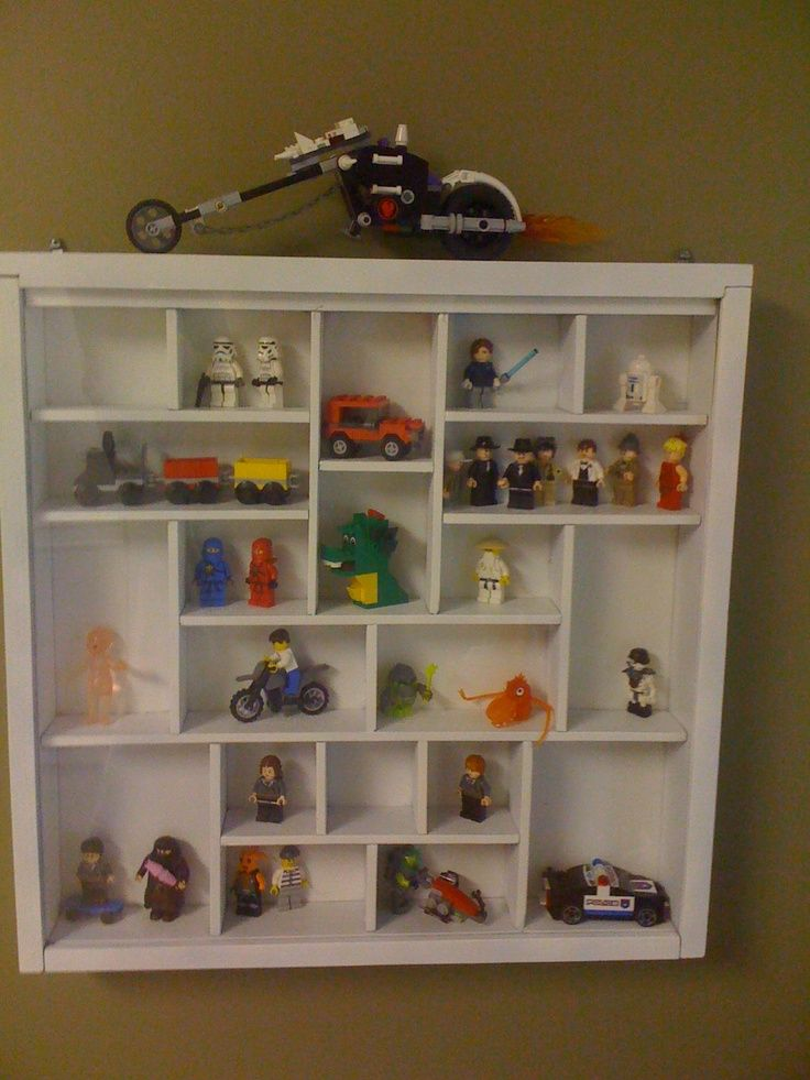 12 Diy Display Cases Ideas Which Make Your Stuff More Presentable Lego Room Lego Display