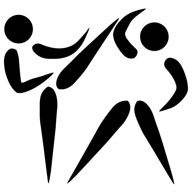 Taekwondo follows.