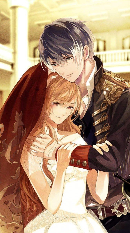 Pin by Piastol on ikemen vampire Anime love couple