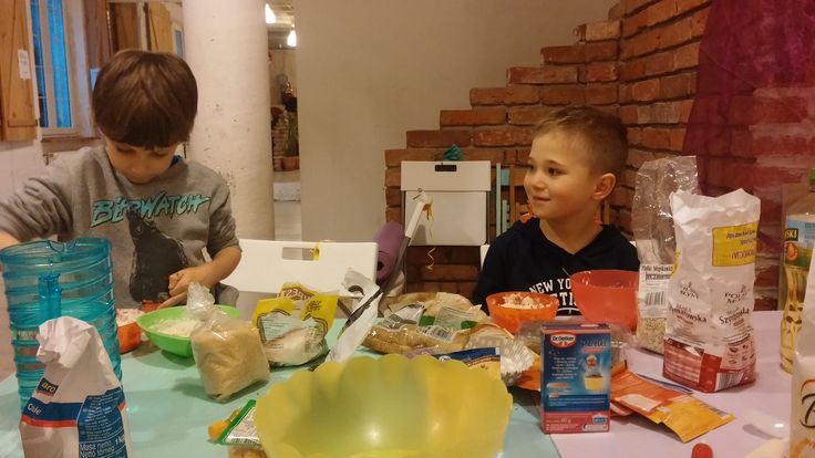 #dzieci #warsztaty #kulinarne #dzikahistoria #warszawa