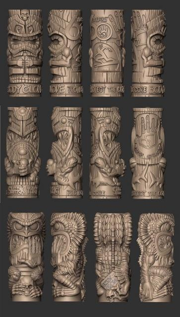 Take a look at the Body Glove / Tiki-Shark Tiki-Mug set coming out this October. For more info go here:  http://www.tikiroom.com/tikicentral/bb/viewtopic.php?topic=42660=4=30