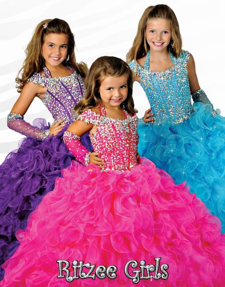 Cheap beauty pageant dresses for juniors