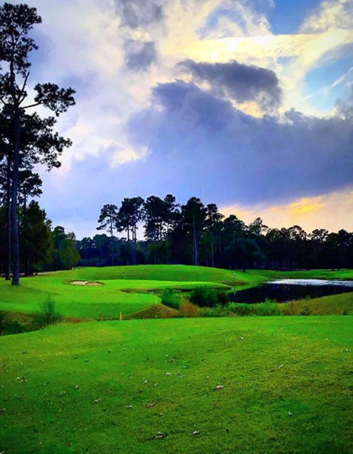 The Tournament Players Club of Myrtle Beach allows golfers of all skill levels to feel what it's like to play on a real PGA Tour .| Photo via IG user @volhol24 | Click on the pin for additional courses in the Myrtle Beach area.