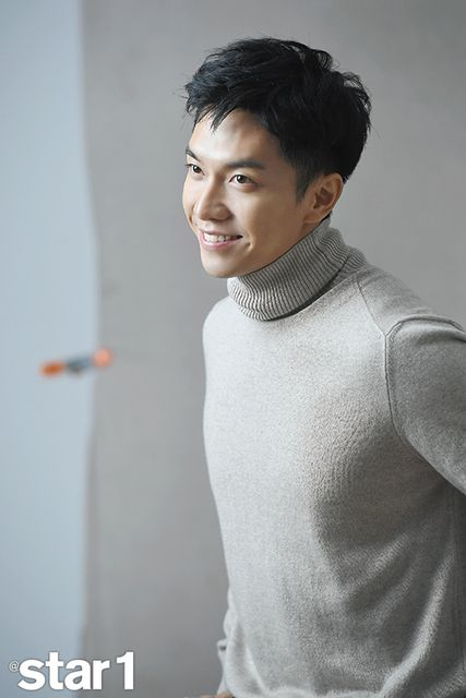 Real Man Lee Seung Gi Is Back In December @Star1 | Couch Kimchi
