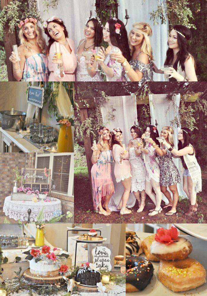 Jona's boho bridal shower #bohobride #bridetobe #bridalshower #lingerieshower #fun