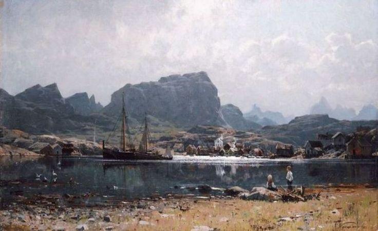 Adelsteen Normann - Norwegian Fjord #9