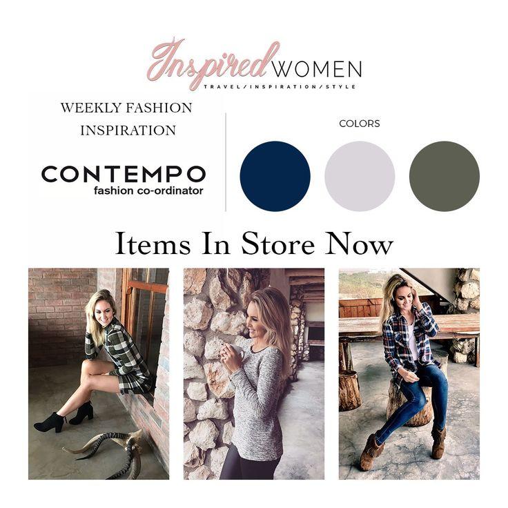 Fashion Inspiration from www.contemposhop.co.za