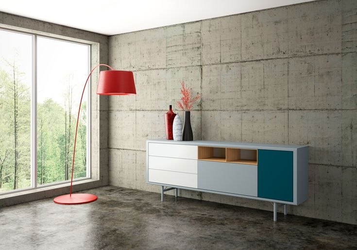 Modular Sideboard von müller möbelfabrikation   Design Jan - designer mobel konzept