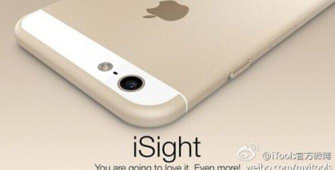 iPhone 6: china telecom leaks