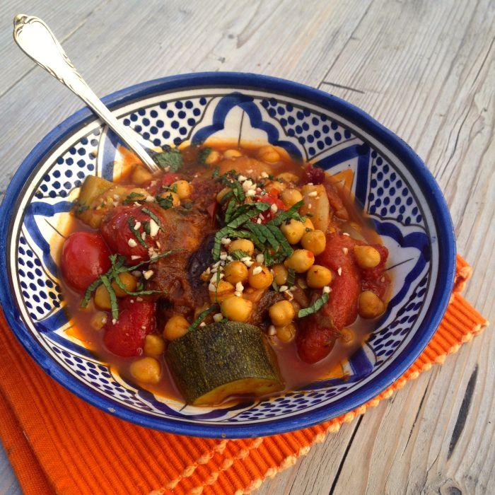 Kruidige groente stoof met Bulgur - HEMA blog