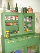 Mi armario de la cocina