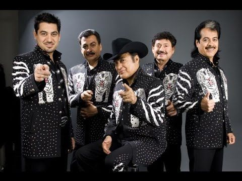 TIGRES DEL NORTE - MIX ROMANTICAS - YouTube