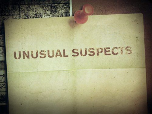 unusual suspects, investigation discovery  literally no show that i dont like on this channel