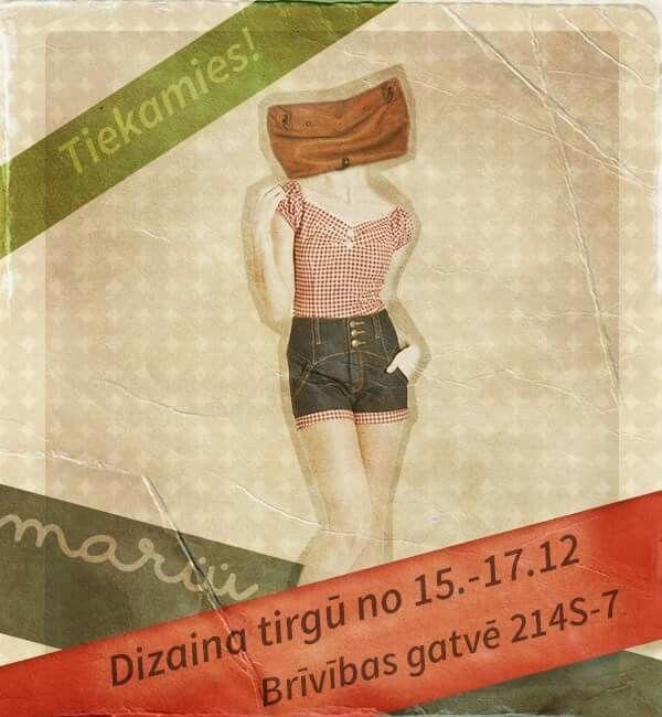 Latvian bigest designer market. www.maruuleather.com