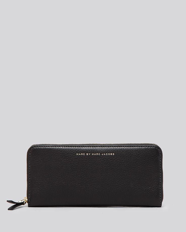 MARC BY MARC JACOBS Wallet - Sophisticato Slim Zip Around Continental | Bloomingdale's