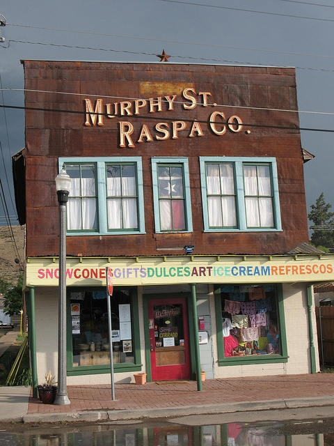 Marvelous Old Valadez Grocery Store Alpine TX Originally The Alpine Furniture Company  Currently The Murphy St Raspa