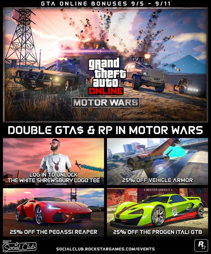 Heres Whats New In GTA 5 Online This Week