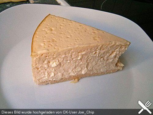 Low Carb New York Cheesecake - fast ohne Kohlenhydrate (Rezept mit Bild) | Chefkoch.de