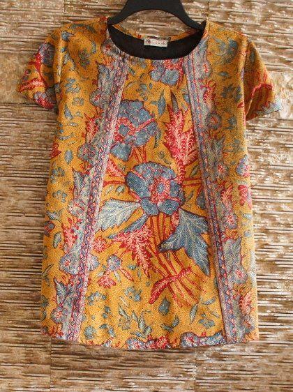3 negeri batik top by Batik Kultur