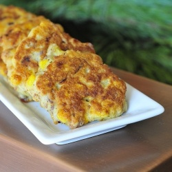 ... Corn Cake, Gluten Free, Bacon And Corn Griddle Cake, Favorite Recipe