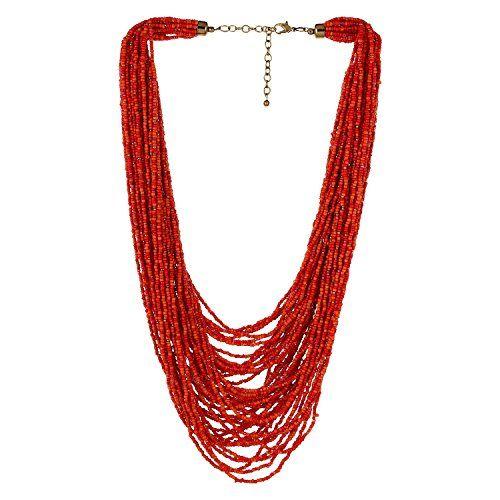 Elegant Indian Bollywood Casual Wear Orange Colour Beads ... https://www.amazon.com/dp/B01N5XU09I/ref=cm_sw_r_pi_dp_x_m2RMybP88Q069