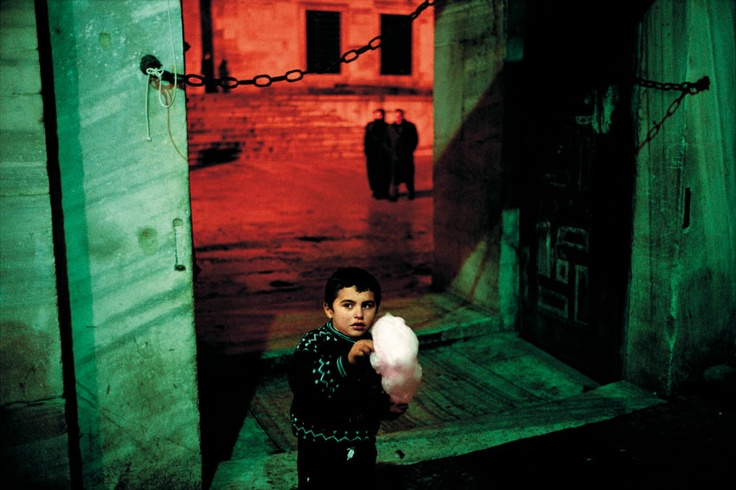 Extrait de Photobox  Photo: Alex Webb/Magnum