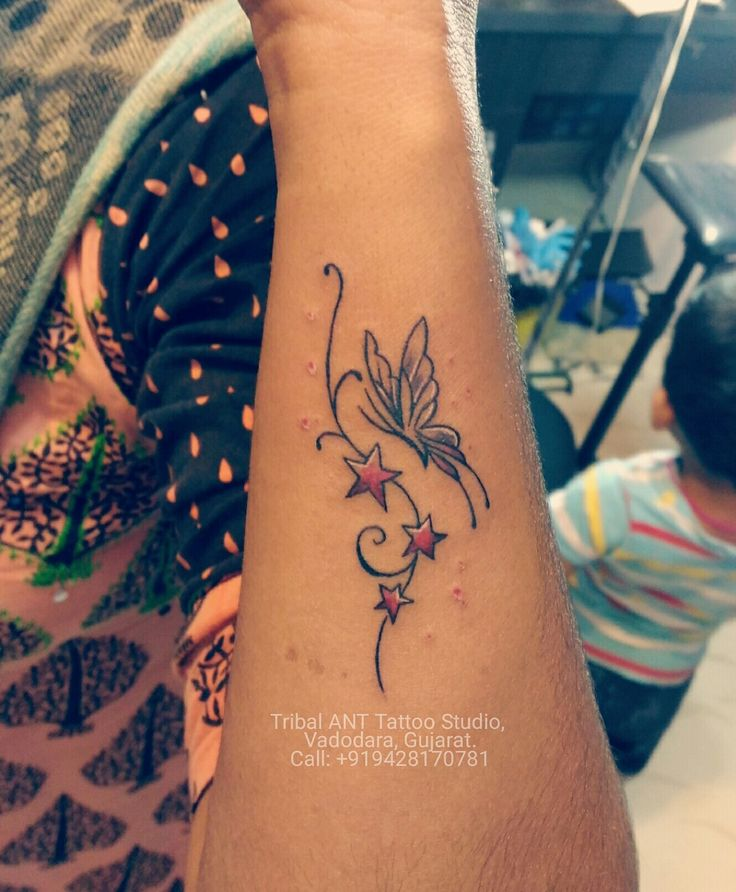 Top 25 Ideas About Small Colorful Tattoos On Pinterest