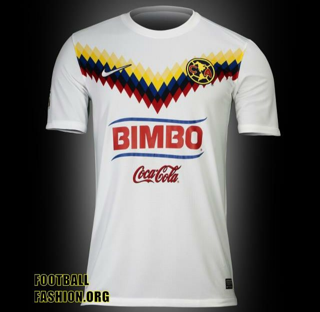 club america clausura 2013 3rd kit (1) by Football Fashion