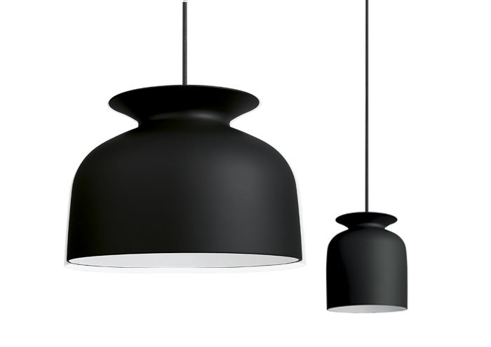 Ronde Taklampe | A. HUSEBY & CO