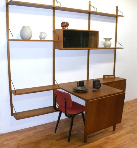 1000+ Images About Poul Cadovius, Wall Units On Pinterest