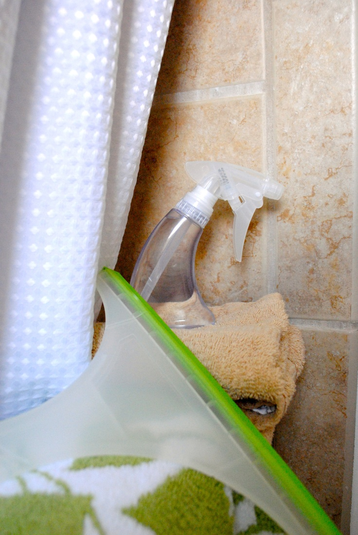 Homemade Daily Shower Cleaner | Greenhealedlife1/3 C. Rubbing Alcohol 1/3 C