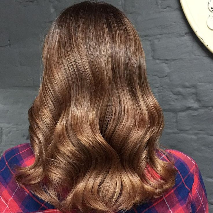 muted reddish brown hair color ideas