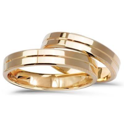 Złote obrączki,  Model 267