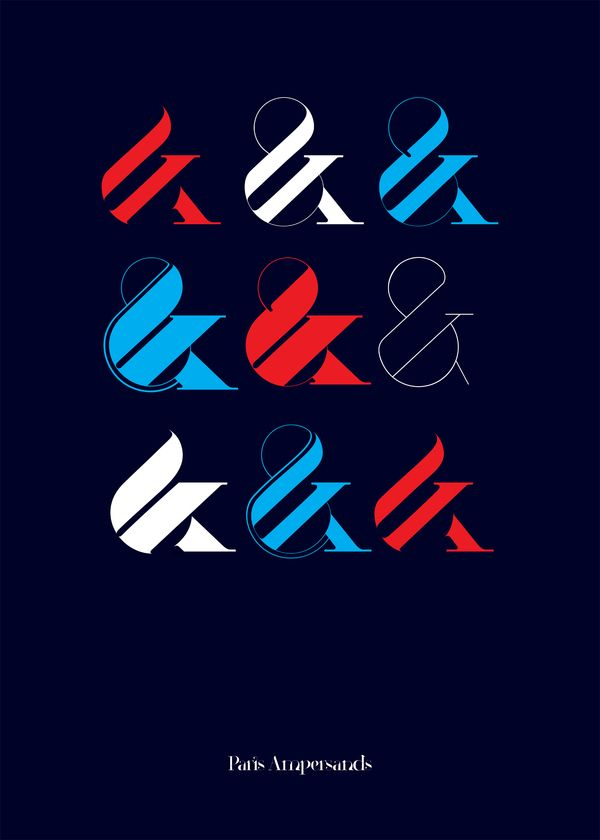 Paris | New Typeface by Moshik Nadav Typography by Moshik Nadav Typography, via Behance. This font rocks!