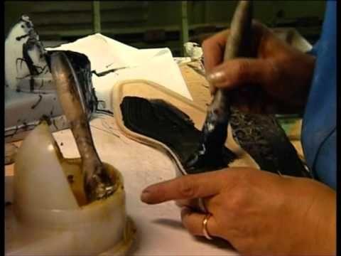 Hoe je een échte schoen maakt