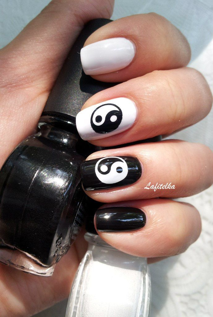 Cute Nail Designs For Emo: The best ideas about emo nail art on ...