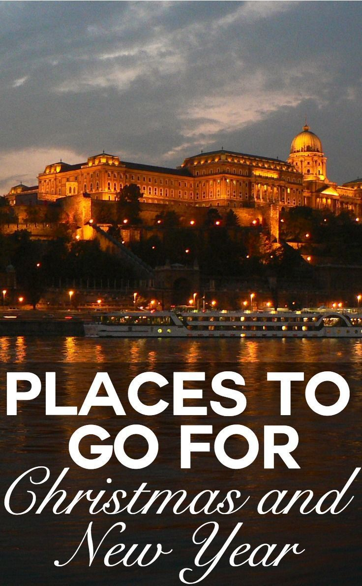 Places to go for a Christmas or New Year break. Whether you like to embrace it or escape it, here are 30 luxury breaks you won't want to miss, including classics like Budapest as well as some unique holiday ideas.  #christmas #newyear #festivebreaks