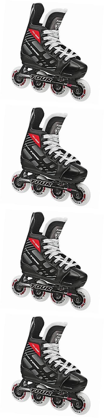 Roller Hockey 64669: Fb-225 Youth Inline Hockey Skates 1-4 New -> BUY IT NOW ONLY: $87.67 on eBay!