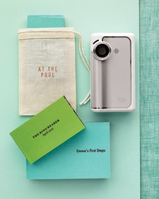 Personalized Flip Books: turn your videos into flip books.  I am SO doing this.