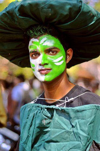 Goa Carnival, #India #travel