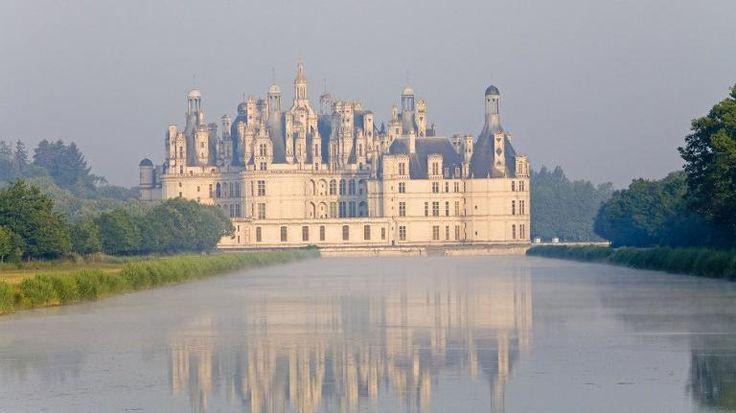 Les jardins du château de Chambord reprennent vie. Grâce à des fouilles archéologiques et à un chantier de cinq mois, les jardins ont pu être restitués à l'identique.