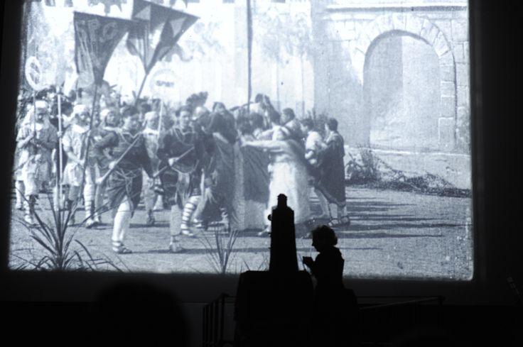 Ultimo spettacolo di Lanterna Magica di Laura Minici Zotti.