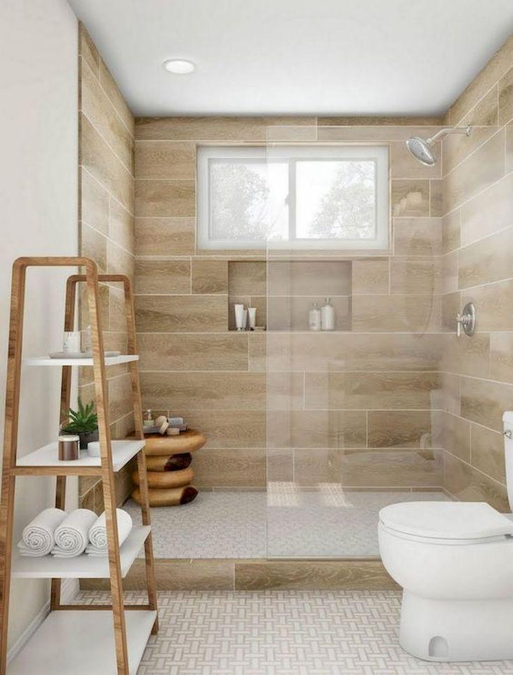 70 überraschende kleine Badezimmer-Designideen un…