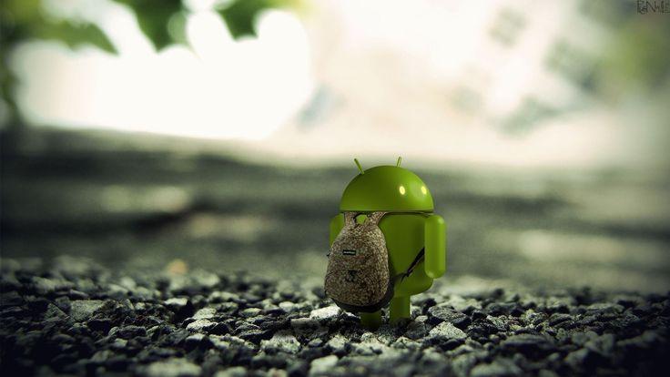Android Desktop Background